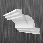Потолочный плинтус КИНДЕКОР K-200(145х145 мм)