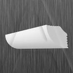 Потолочный плинтус КИНДЕКОР M-20(20х20 мм)