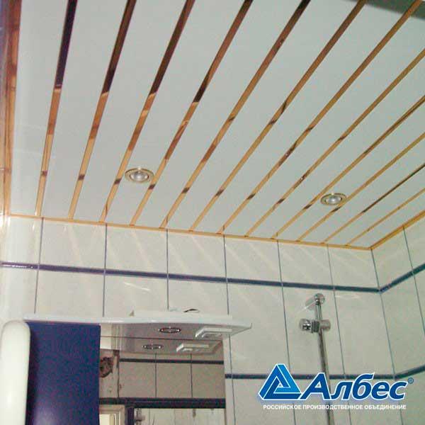 купить реечный потолок