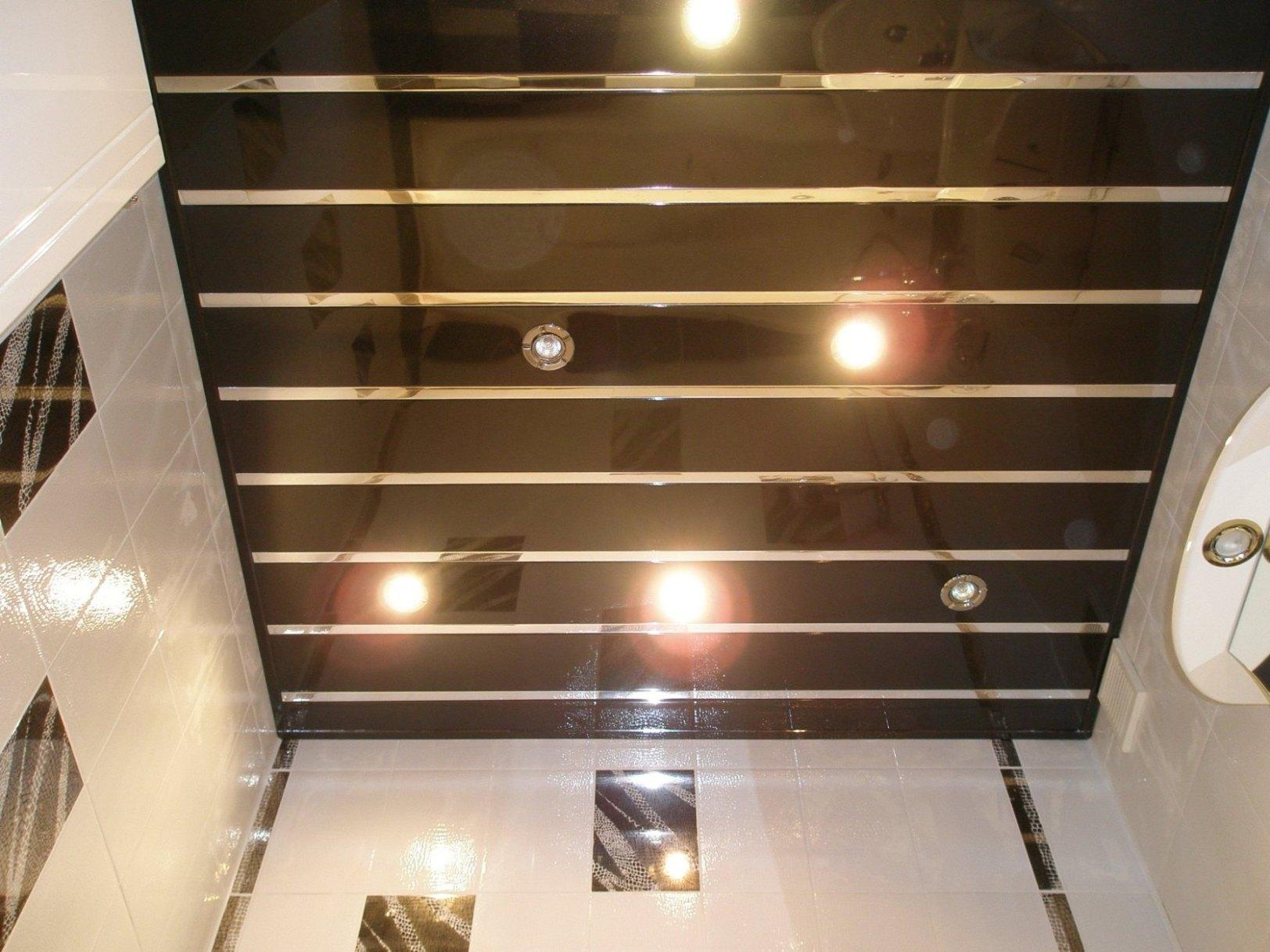 вставки для реечного потолка