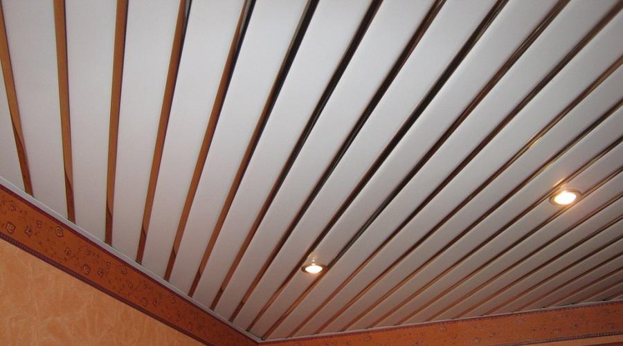 потолочные панели пвх