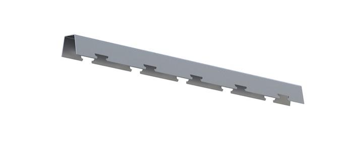 стрингер для реечного потолка